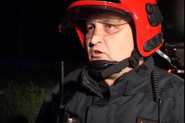 st. kpt. Andrzej Bugajski, JRG PSP Jasło