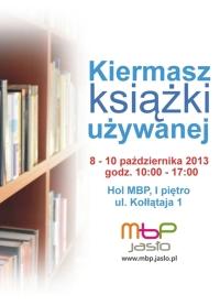 Książkowe łowy w Bibliotece