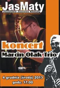 Marcin Olak Trio w JDK