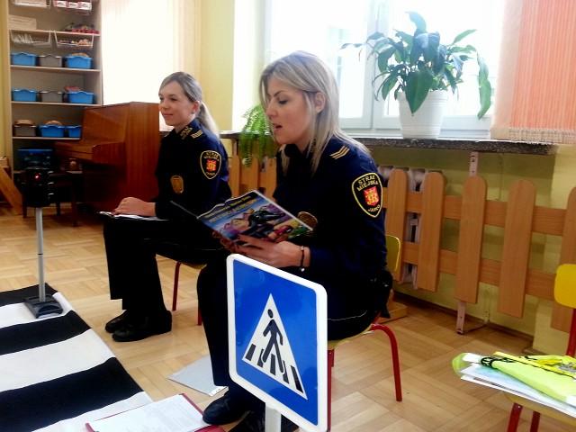 Z bajką bezpieczniej - program profilaktyczny Straży Miejskiej w Jaśle