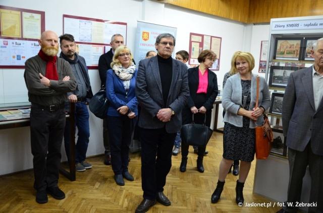 Miłośnicy Jasła i ich 50-letni dorobek (fot. W. Żebracki, Jaslonet.pl)