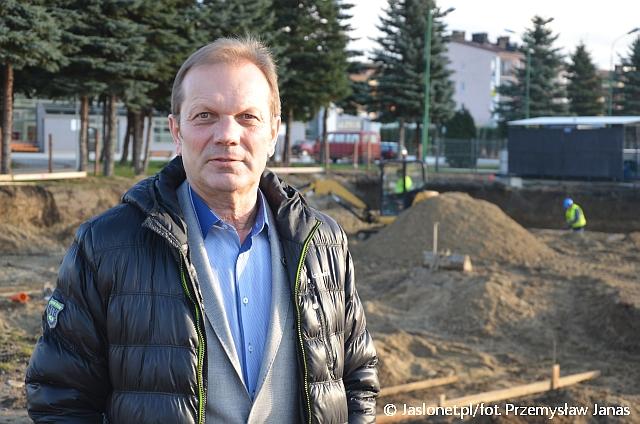 Budowa Podkarpackiego Centrum Sztuk Walki w Jaśle