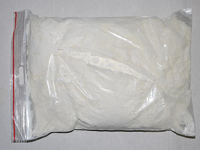 Funkcjonariusze zabezpieczyli pół kilograma amfetaminy