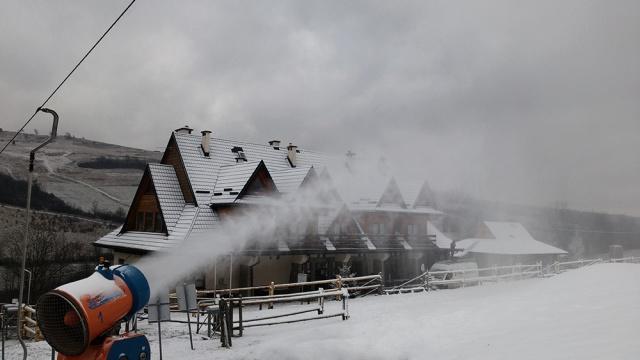 W Chyrowej rozpoczęcie sezonu narciarskiego