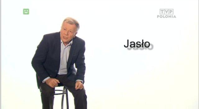 """Prof. Miodek: """"Jasło i Krosno - nazwy tych dwóch miast zawsze występują w parze"""""""
