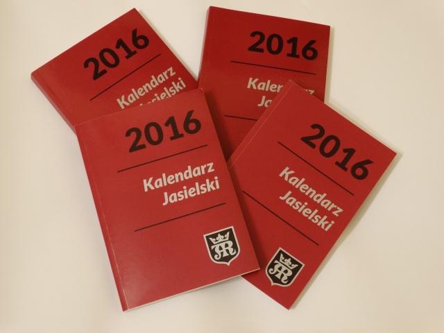 Kalendarz Jasielski 2016