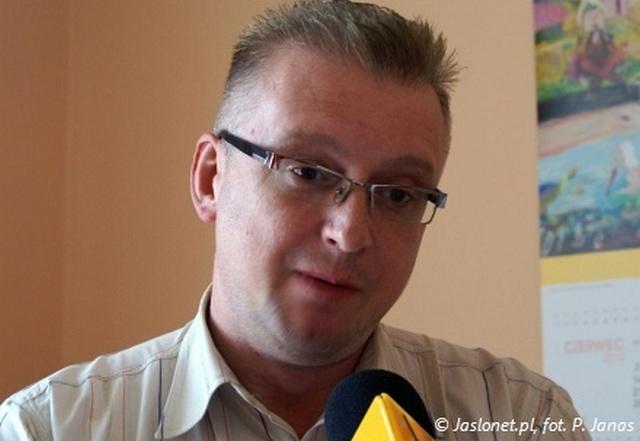 Robert Snoch obejmie mandat radnego (fot. Jaslonet.pl)