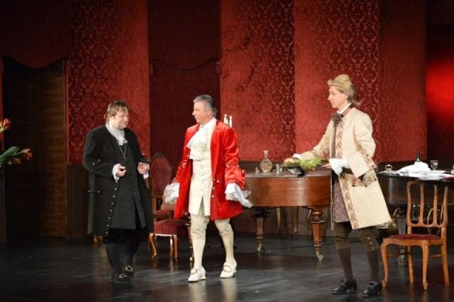"""Jesienne Spotkania z Teatrem: """"Kolacja na cztery ręce"""""""