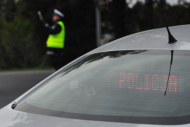 Wstępne podsumowanie świąt przez Policję: mniej wypadków na Podkarpaciu