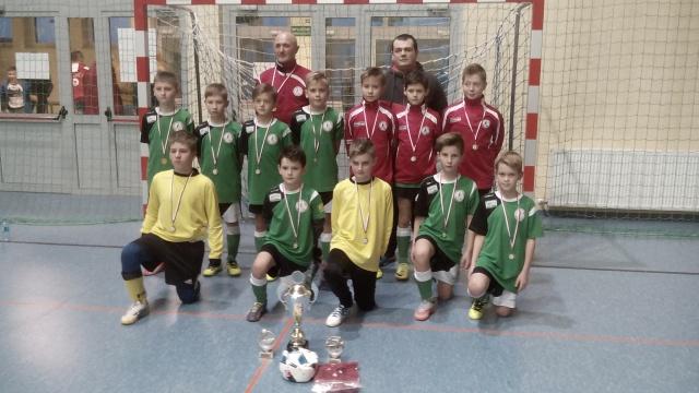 Rocznik 2004 AP Jasło wygrywa turniej EURO-PILZNO
