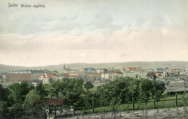 Zbigniew Dranka:  Stare jasielskie pocztówki