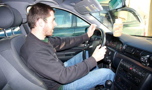 Kierowcy są grupą zawodową, która najmniej ze wszystkich dba o zdrowie. Fot. Wit Hadło