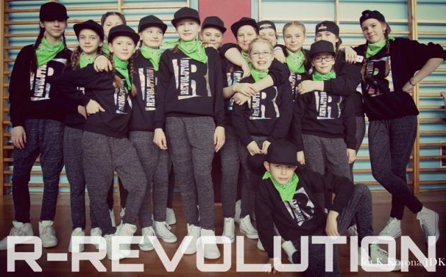 Sukces młodych hop-hopowców JDK