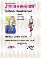 Spotkanie ze stylistką w JDK