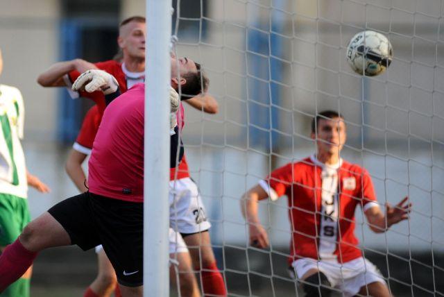 Czarni bez awansu do kolejnej rundy Pucharu Polski