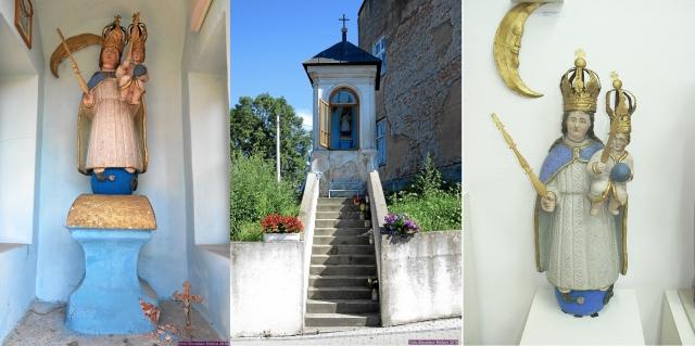 Remont kapliczki przy skrzyżowaniu ulicy Jagiełły i Bednarskiej