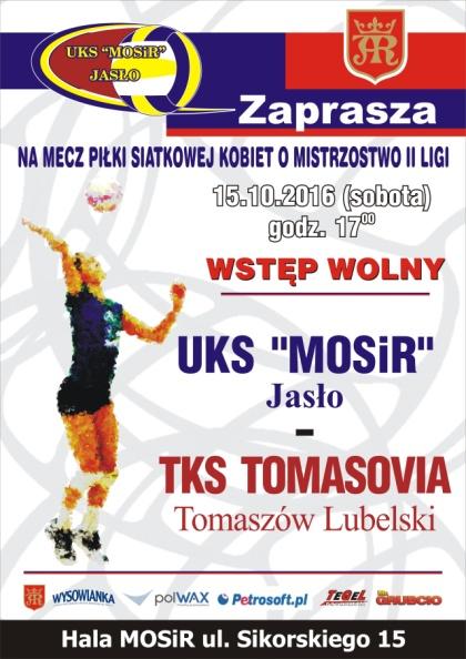 W sobotę kolejny mecz o mistrzostwo II ligi siatkówki kobiet