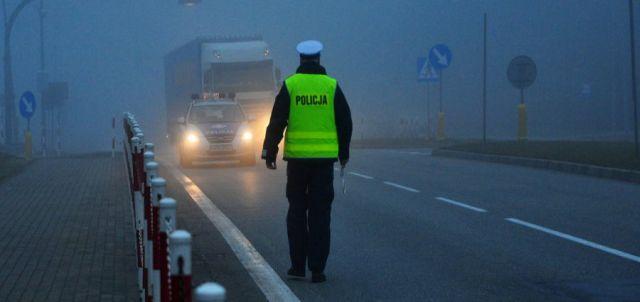 Policja apeluje o rozwagę na drodze!