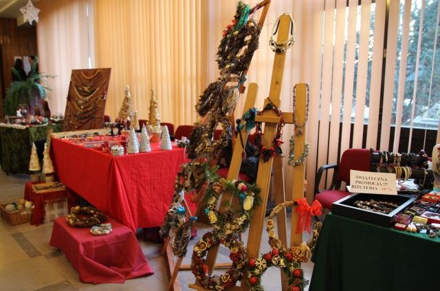 Kiermasz bożonarodzeniowy w JDK - fot. archiwum