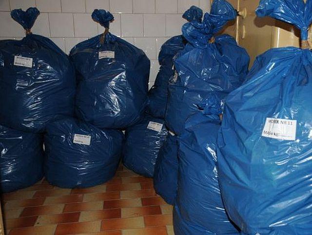 Policja zabezpieczyła susz tytoniowy wart 45 tys. zł