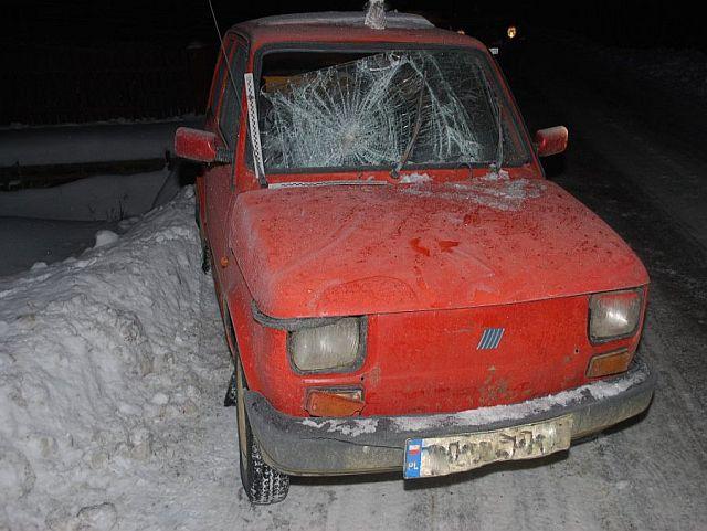 Nietrzeźwi kierowali pojazdami. Doszło do wypadku!