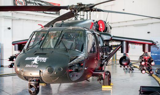 Mieleckie Black Hawki (jednak) dla sił specjalnych?