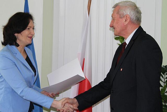Promesa dla powiatu jasielskiego: odbudowa drogi Łubno Szlacheckie-Łubienko