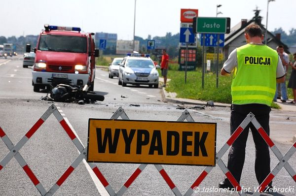 Rozpoczął się sezon motocyklowy. Policja apeluje o rozwagę!