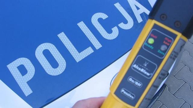 Policjanci eliminowali z ruchu pojazdów nietrzeźwych kierowców