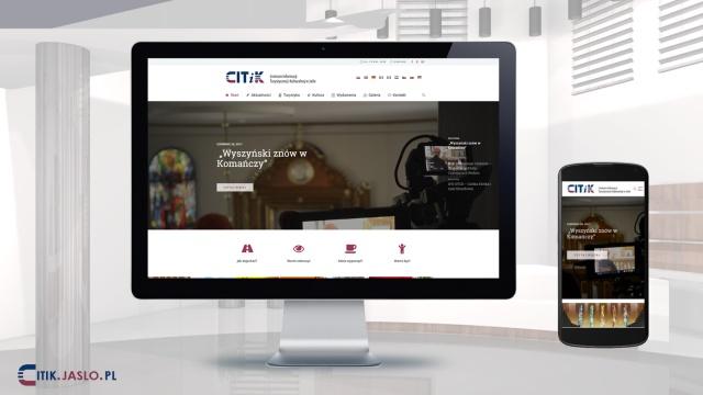 Strona CITiK-u ruszyła