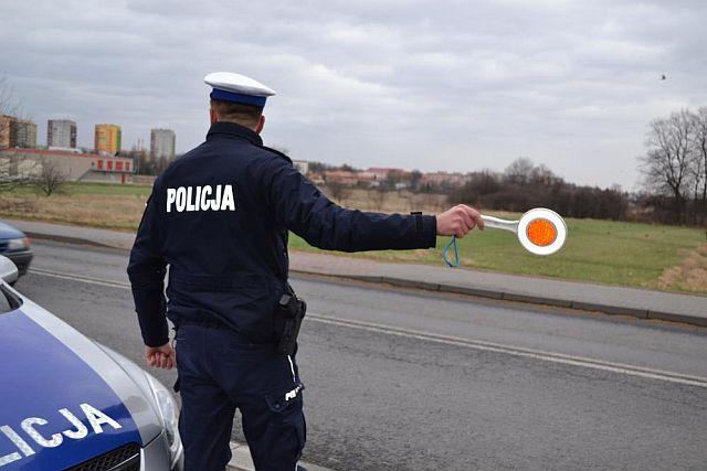 Policyjny pościg za pijanym kierowcą matiza!