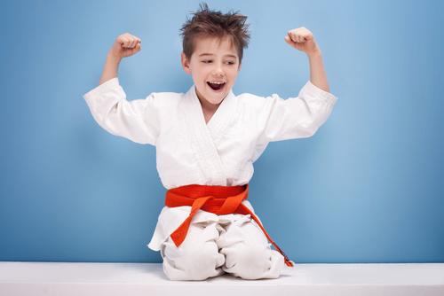 """""""Judo to nieustająca lekcja życia"""""""