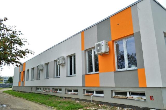 Otwarcie nowej siedziby jasielskiego MOPS-u coraz bliżej