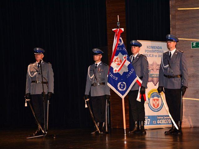 Święto Policji w Jaśle
