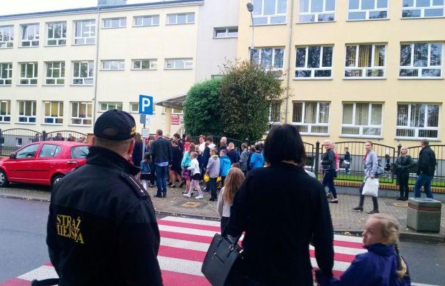 Bezpieczna droga do szkoły ze Strażą Miejską