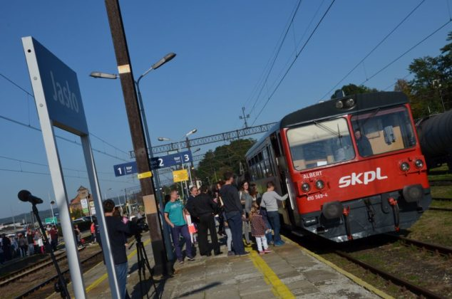 Pociągiem do Krakowa