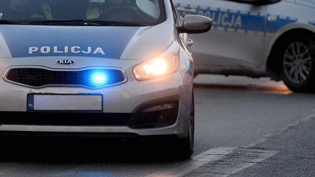 Uciekał przed policjantami, bo nie miał prawa jazdy