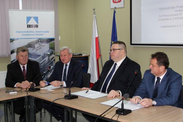 Umowa na rozbudowę jasielskiego szpitala podpisana