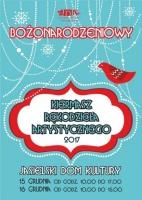 Kiermasz bożonarodzeniowy w JDK