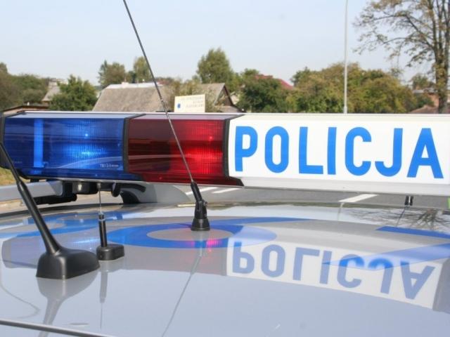 Policjanci zatrzymali 19-letniego włamywacza