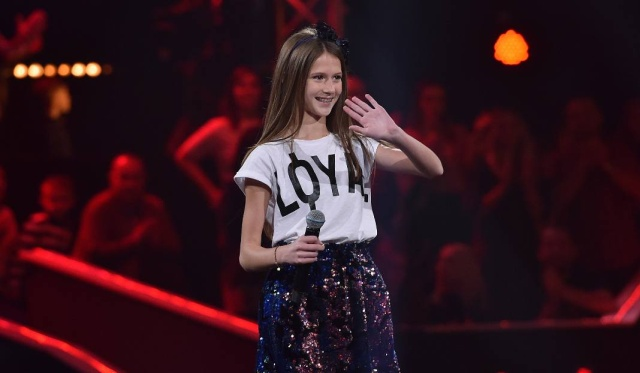 Roksana Węgiel w finale The Voice Kids!
