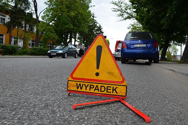 Śmiertelny wypadek w Kołaczycach