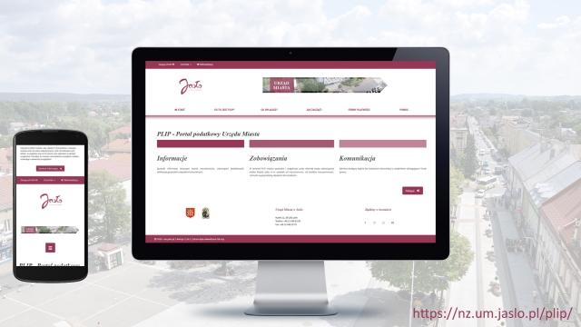 Platforma płatnicza miasta Jasła (PLIP) już działa