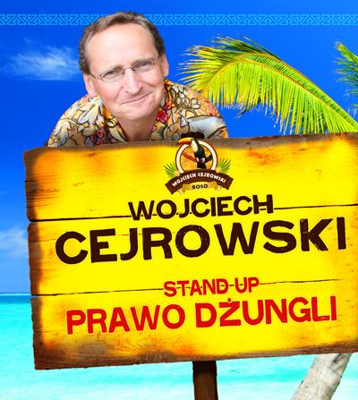 Prawo dżungli, czyli Wojciech Cejrowski boso do Krosna