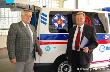 Jan Kruczak i Jan Woliński - PGNiG