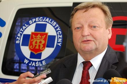 Jan Kruczak - prezes PGNiG