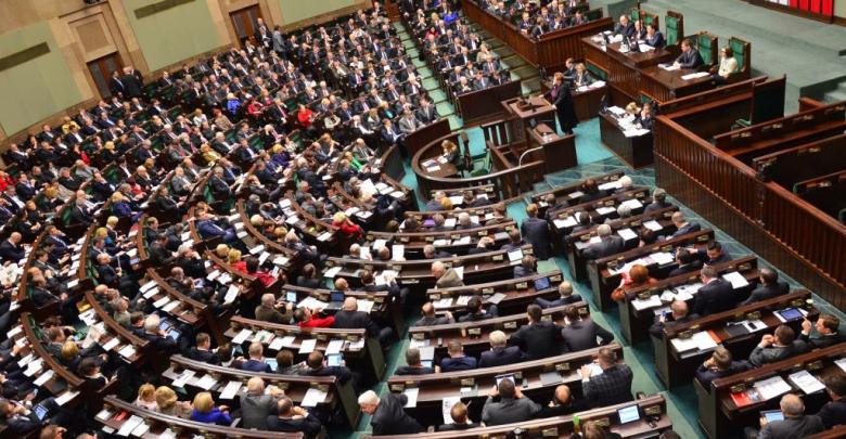 Sejm RP (fot. Przemysław Janas, Jaslonet.pl)